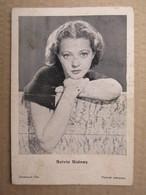 Sylvia Sidney - Paramount Film, 1940. ( MIRIM - KRALJICA ČOKOLADE ) - Actors