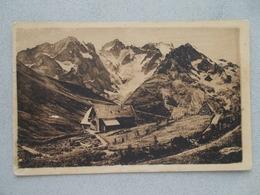 ROUTE DES ALPES  DAUPHINE (05 Hautes Alpes ) LE LAUTARET LE JARDIN ALPIN ET LA MEIJE - Autres Communes