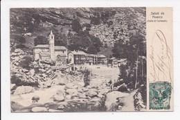 CP ITALIE Saluti Da NOASCA (valle Di Ceresole) - Other Cities