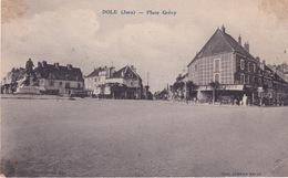 39-DOLE- PLACE GRÉVY - Dole