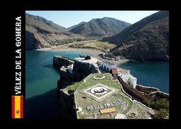 Velez De La Gomera Regulares 52 Aerial View North Africa New Postcard - Peñón De Vélez De La Gomera