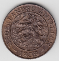 @Y@    Nederlandse Antillen   2 1/2  Cent  1959 ( 4617 ) - Antille Olandesi