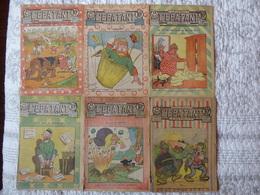 L'épatant 1918 Lot De 6 N° - Otros