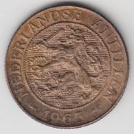 @Y@    Nederlandse Antillen   2 1/2  Cent  1965 ( 4618 ) - Antilles Neérlandaises