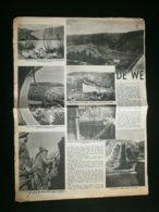 EUPEN: Weserstuwdam - Documents Historiques