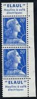 France - Thématique Marianne De Muller - N° 1011B ** - Timbre Publicitaire - TTB - ELAUL - Publicités