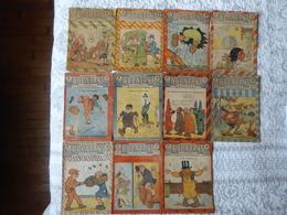 L'épatant 1921 Lot De 11 N° - Otros