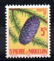S.P.M. - YT N° 359 - Neuf ** - MNH - Cote: 4,80 € - Neufs