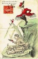 CPA HUMOUR - G.MOUTON N°9 - Illustratoren & Fotografen