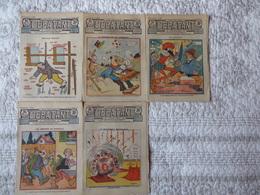 L'épatant 1925 Lot De 5 N° - Otros