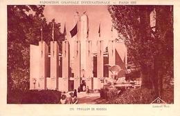 PARIS. Exposition Coloniale 1931. Pavillon De Rhodes. - Francia
