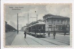 CP ITALIE TORINO Corso Francia Ferrovia Rivoli ( Tramway) - Transports