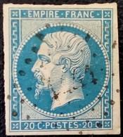 490- 14 B - Des Bureaux Supplémentaires PC 4444 Herme Seine Et Marne 73 - 1853-1860 Napoleon III