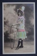 CPA FEMME THEATER - JEUX DE FILLETES - MOULIN ROUGE - ARTISTE Woman - Frau - Photo Walery - Theater