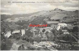 Entraigues , Près Laval-Atger - Pont Sur Le Chapeauroux Et Ruines Du Chateau De Montauroux - Francia