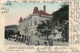 1905 - TRENCIN  Trencsen , Gute Zustand, 2 Scan - Slovakia