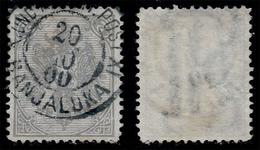 """BOSNIA-AUSTRIA, """"COAT OF ARMS"""" HELLER ISSUE 2 Heller, WATER MARK """"E"""", 1900 RARE!!!!!!!!!! - 1850-1918 Empire"""