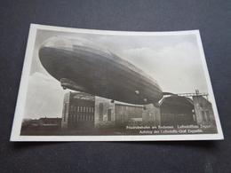 Carte ( 912 ) Fantaisie  Fantasie - Thème :  Aviation  Luchtschip  Zeppelin  Luftschiff  Graf Zeppelin - Friedrichshafen - Dirigeables
