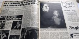 SETTIMANA INCOM 1954 PICERNO FORMIA - Sonstige