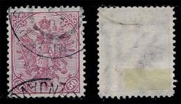 "BOSNIA-AUSTRIA, ""COAT OF ARMS"" HELLER ISSUE 50 Heller, WATER MARK ""K"", 1900 RARE!!!!!!!!!! - 1850-1918 Empire"