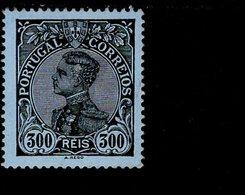 165 König Manuel II MLH * Falz (1) - 1910 : D.Manuel II