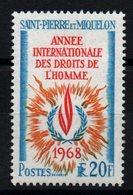S.P.M. - YT N° 384 - Neuf ** - MNH - Cote: 13,00 € - St.Pierre Et Miquelon