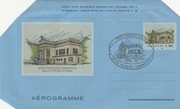 CITTA' DEL VATICANO 1992 - AEROGRAMMA - NUOVO MAI PIEGATO CON ANNULLO - LEGGI - Buste