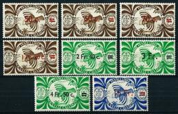 Nueva Caledonia Nº 249/56 (sobrecarga) Nuevo* - New Caledonia