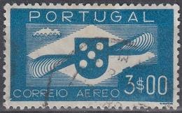 PORTUGAL 1937-1941 Nº 4- AEREO USADO - Used Stamps