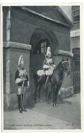 0399 - ENGELAND - UNITED KINGDOM - LONDON - WHITEHALL - HORSE GUARDS - Non Classés