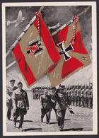 AK Propaganda / HEIMKEHR - DER - DEUTSCHEN - LEGION / Juni 1939 - Weltkrieg 1939-45