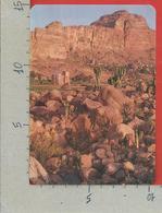 CARTOLINA NV YEMEN - A Landscape From AL MAHWEET - 10 X 15 - Yemen