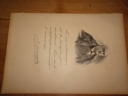 Edouard Mangin, Chef D'orchestre à L'Opéra De Paris, Compositeur De Musique, Document Extrait D'un Livre Paru En 1904 - Andere
