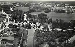 -dpts Div.-ref-AP790- Loiret - Buges - Jonction Des Canaux D Orléans De Briare Et Du Loing - Canal - Usine - Industrie - - Frankrijk