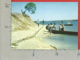 CARTOLINA NV SENEGAL - Fadiouth - Mussel Island - Native Boats - 10 X 15 - Senegal