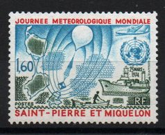 S.P.M. - YT N° 433 - Neuf ** - MNH - Cote: 15,20 € - Neufs