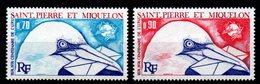 S.P.M. - YT N° 434-435 - Neufs ** - MNH - Cote: 15,00 € - St.Pierre Et Miquelon