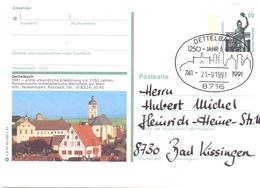 GERMANY  STATIONERY 1991   (GENN201320) - [6] República Democrática