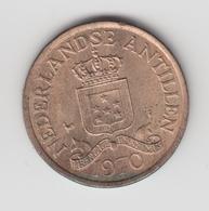 @Y@    Nederlandse Antillen   2 1/2  Cent  1970 ( 4620 ) - Antilles Neérlandaises