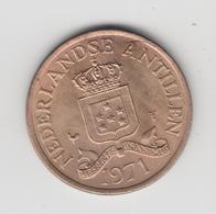 @Y@    Nederlandse Antillen   2 1/2  Cent  1971 ( 4621 ) - Antilles Neérlandaises