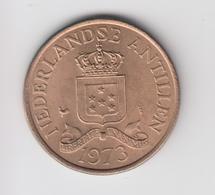 @Y@    Nederlandse Antillen   2 1/2  Cent  1973 ( 4622 ) - Antilles Neérlandaises