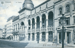 Ostende - Le Theatre -r - Oostende
