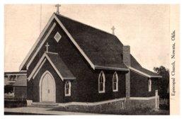 Oklahoma  Nowata , Episcopal Church - Etats-Unis