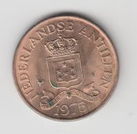 @Y@    Nederlandse Antillen   2 1/2  Cent  1975 ( 4624 ) - Antilles Neérlandaises
