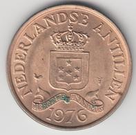 @Y@    Nederlandse Antillen   2 1/2  Cent  1976 ( 4625 ) - Antilles Neérlandaises