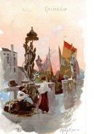 VENEZIA - CHIOGGIA; 24.11.1902 - Venezia