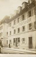 Chaux De Fonds Carte Photo Hotel De La Croix D'or  Carte Photo - Suisse