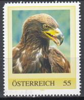 Austria (AVE037) (MNH) - Golden Eagle (Aquila Chrysaetos) - Adler & Greifvögel