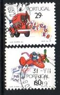 N° 1753,4 - 1989 - Gebruikt