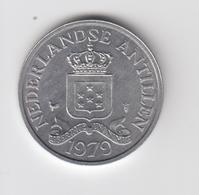 @Y@    Nederlandse Antillen   2 1/2  Cent  1979 ( 4628 ) - Antilles Neérlandaises